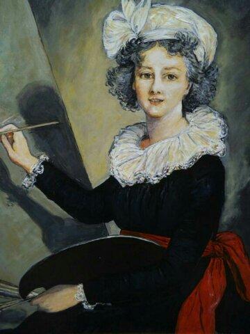 Élizabeth Vigee-Lebrun