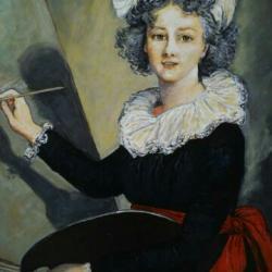 Élisabeth Vigee-Lebrun