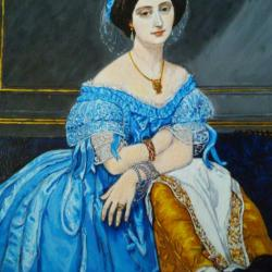 The princess de Broglie